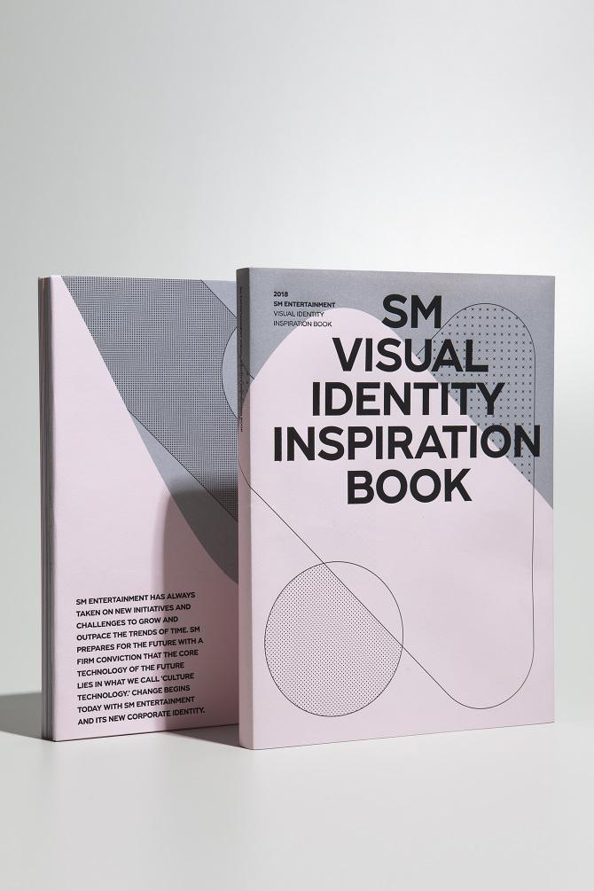 sm visual identity inspiration book www